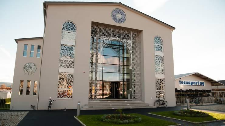 Die Moschee  in Volketswil: Hier soll der islamische Kindergarten Platz finden.