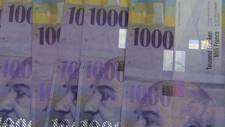 60 000 Franken soll der Geschäftsführer eines Transportunternehmens einen Vertragfahrer aus dem Gäu für angebliche Versicherungsbeiträge abgeknöpft haben.