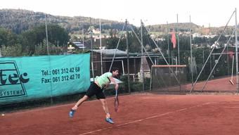 Eindrücke vom ITF Futures Turnier in Schlieren