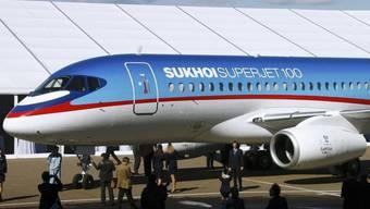 Spurlos verschwunden: Ein Suchoi Superjet (Archiv)