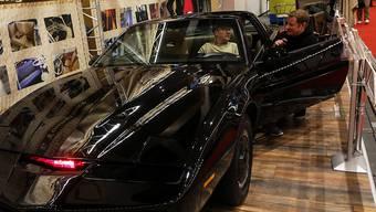 Ob sich die Koreaner bei ihren Plänen von der US-TV-Serie Knight Rider und dem Auto K.I.T.T. inspirieren liessen, ist nicht bekannt. (Symbolbild)