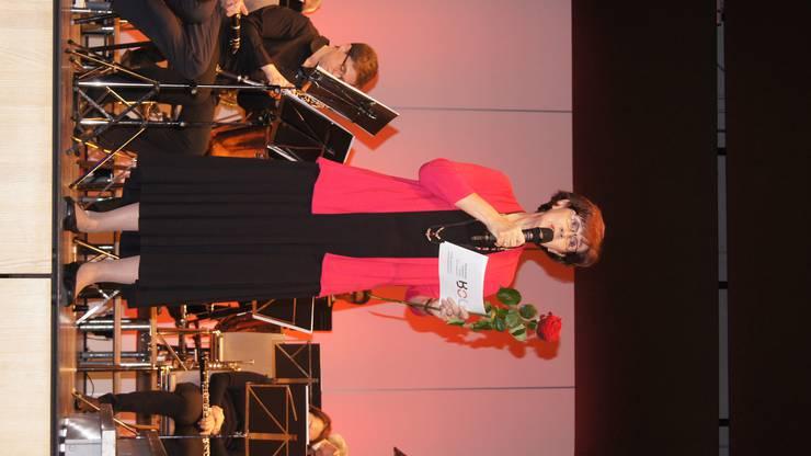 Marita Ehrler kündete den Rosenkavalier an