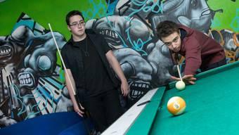 Der Jugendtreff Evolution in Balsthal wurde letzten Freitag eröffnet.