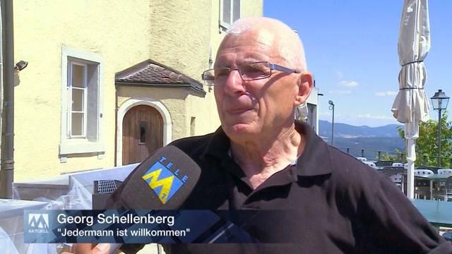 Oltener Säli-Schlössli eröffnet wieder (Tele M1, 20.7.2015).
