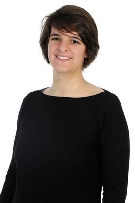 Selena Rhinisperger, Präsidentin SP: «Ich bin grundsätzlich offen dafür, dass die Region zusammenwächst.»