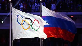 Bei Olympia 2018 wird die russische Flagge nicht wehen.