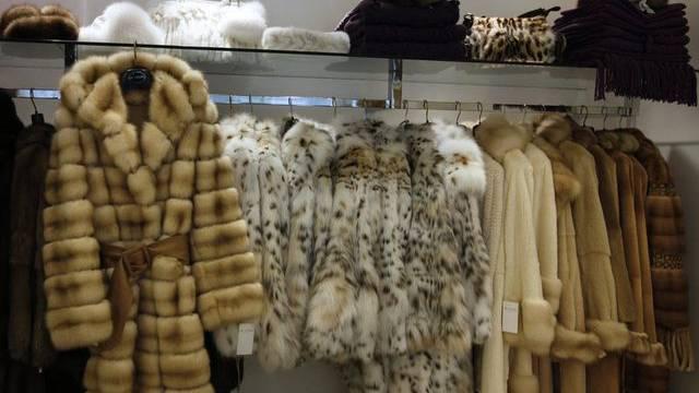 Ein Pelzgeschäft in Zürich wurde überfallen (Archiv)