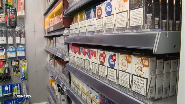 Valora verkauft Zigaretten nicht mehr an 16-Jährige