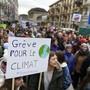 Die Klimabewegung will ihre Anliegen nach einer halbjährigen Pause wieder auf der Strasse kundtun. (Archivbild)