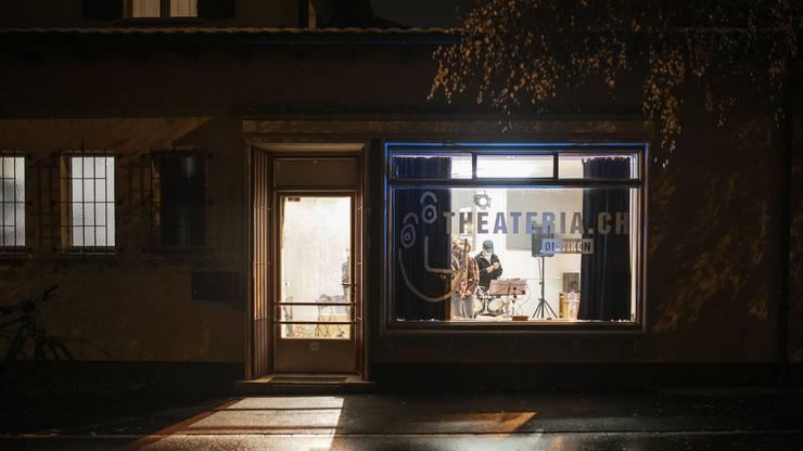 Bereits seit 20 Jahren gibt es ihr Kleintheater Theateria in Dietikon.
