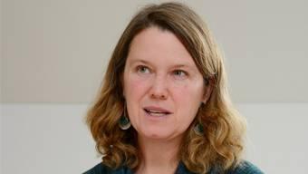 Susan Allemann setzt sich für genügend Logopädie-Lektionen ein.