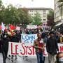 1. Mai Demo Basel 2020