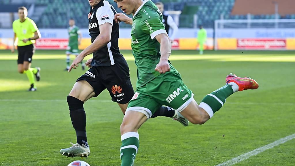 Miro Muheim verlässt den FC St. Gallen in Richtung Deutschland