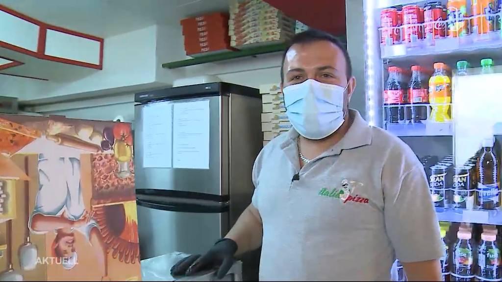 Gratispizza für Spitalpersonal