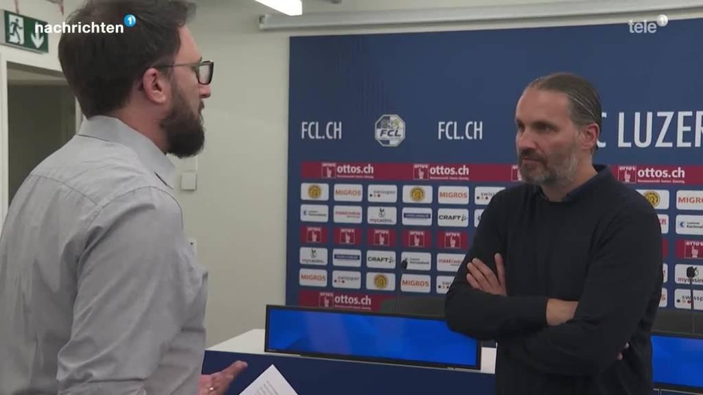 So will der FC Luzern aus der Krise