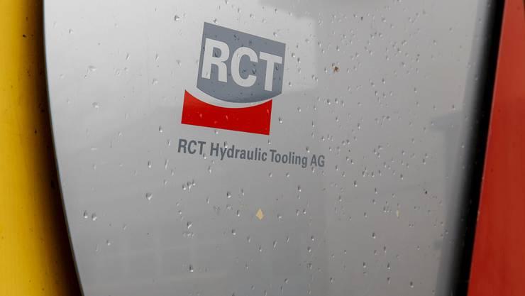 Die Folgen für die 75 Angestellten der RCT Hydraulic Tooling AG sind unklar.