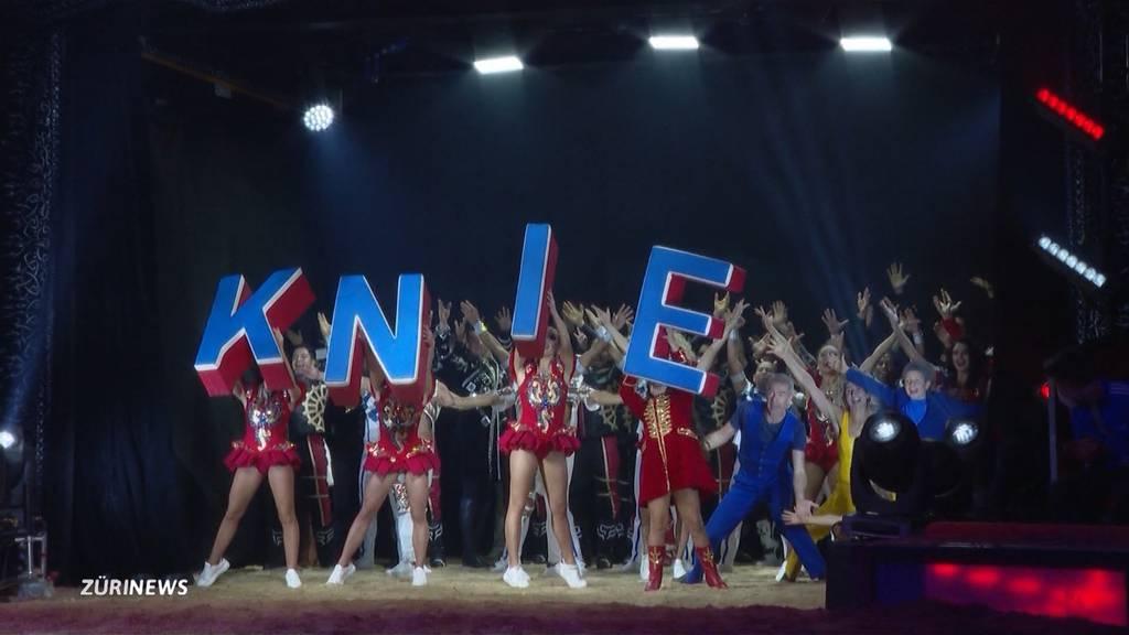 Circus-Knie-Premiere: «Es ist gewaltig!»