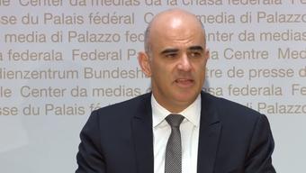 nnenminister Alain Berset hat am Dienstag vor den Medien die Argumente des Bundesrates für die geplante Regelung dargelegt.