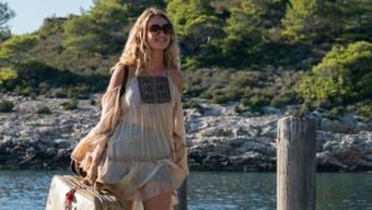 """Szenenbild aus """"Mamma Mia! Here We Go Again"""". Die Musicalverfilmung lockte am Wochenende vom 26. bis 29. Juli 2018 am meisten Besucher in die Deutschschweizer Kinos. (Archiv)"""