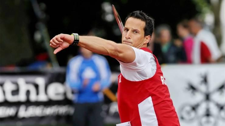 Tritt auf dem Höhepunkt ab: Nicola Müller muss seine Karriere wegen gesundheitlichen Problemen vorzeitig beenden.