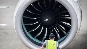 Die Luftfahrtindustrie ist stark von der Coronakrise betroffen. (Symbolbild)