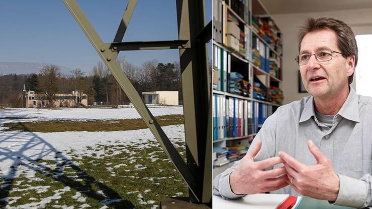 Rolf Glünkin erklärt, weshalb gerade jetzt Standplätze im Kanton Solothurn gesucht werden.