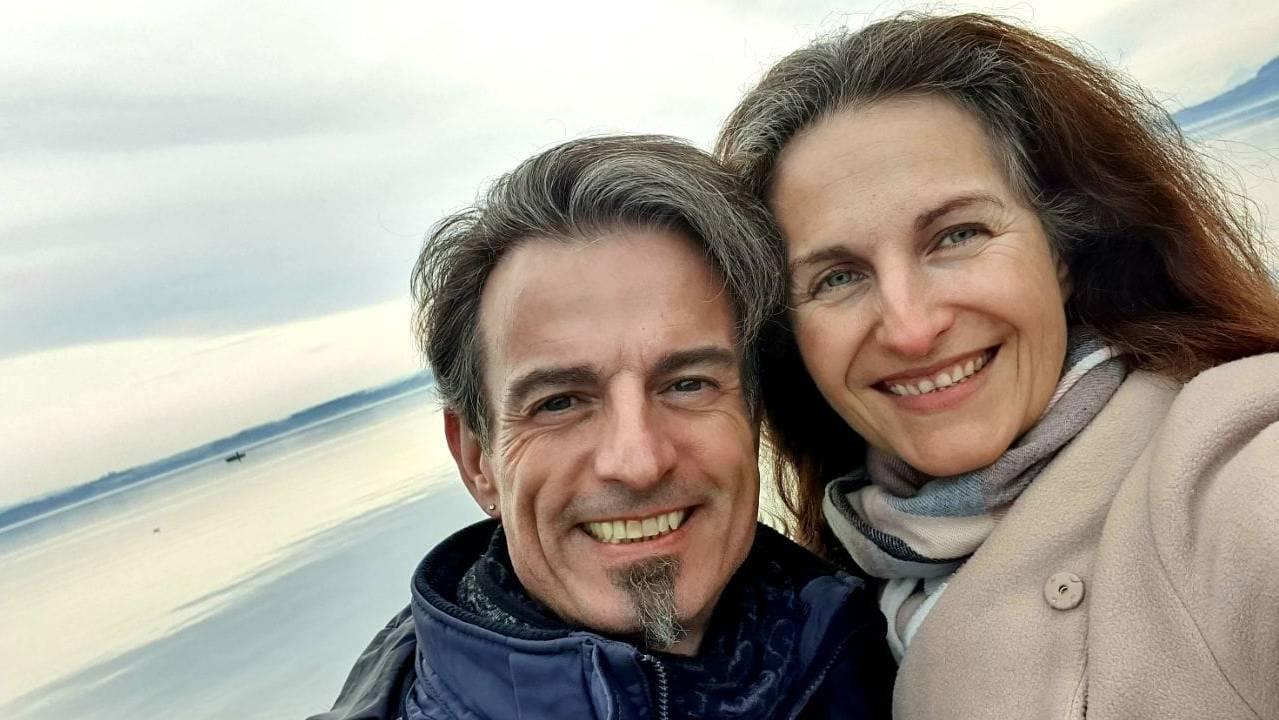 Nancy Holten und Mike