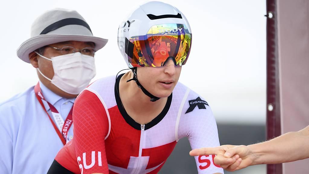 Marlen Reusser strebt im WM-Zeitfahren nach dem Sieg