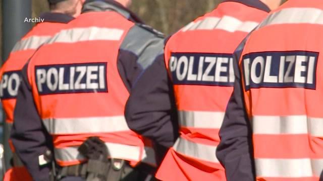 Die Stadtpolizei Olten verschwindet