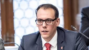 Fabian Gloor, CVP.