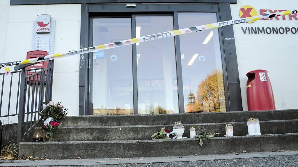Kongsberg: Sicherheitsdienst hielt Bogenschützen für ungefährlich