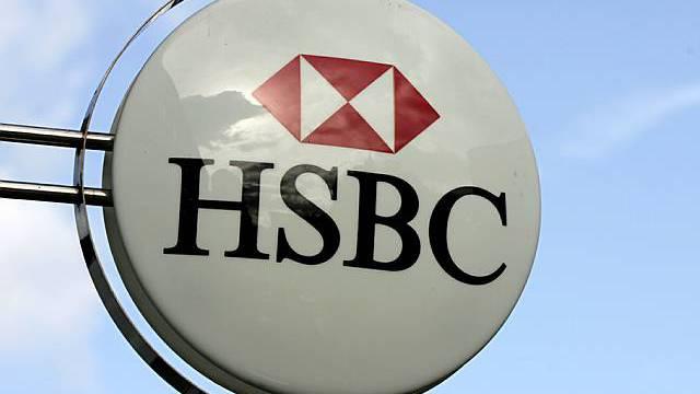 HSBC kriegt die Finanzkrise zu spüren