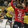 TVE-Rückraumspieler Lukas Riechsteiner: «Wir brauchen die Emotionen und eine deutliche Steigerung gegenüber der beiden letzten Partien.»
