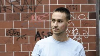 So wie andere Tagebuch schreiben, macht er seine Songs am Computer: Mischa Nüesch alias Audio Dope.