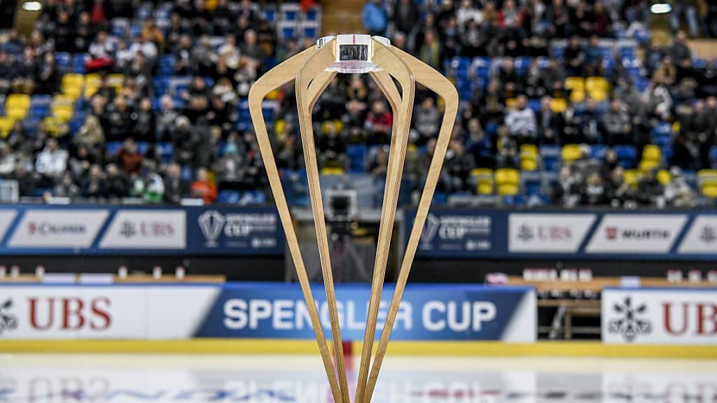 KHL-Topteam Bars Kasan komplettiert Feld am Spengler Cup