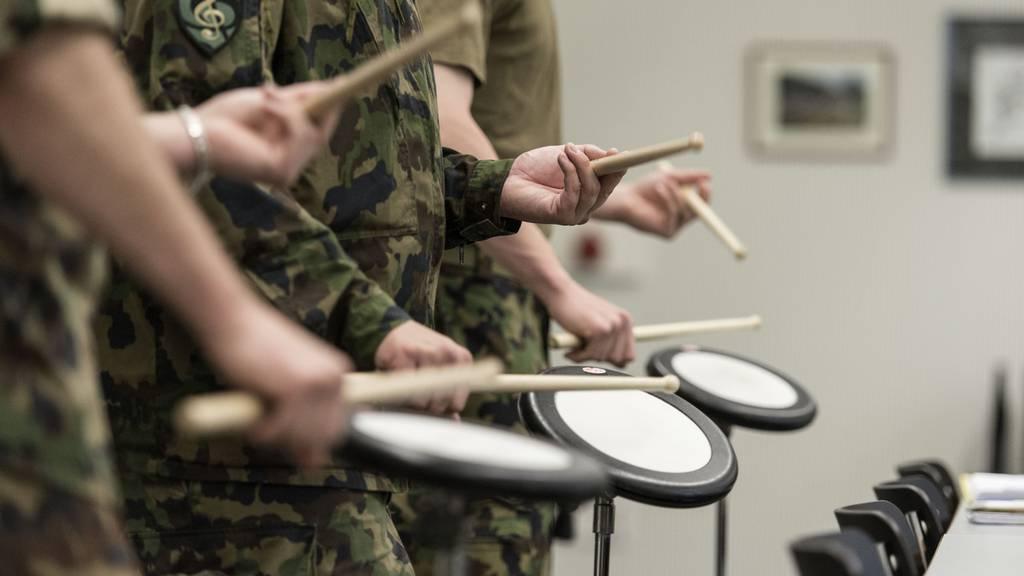 Solidaritätswelle für Militärmusikant