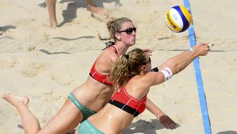 Bei der SVRS Beachtour sind die Startplätze der Frauen bereits belegt