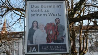 Es ist ein seltsamer Abstimmungskampf: Öffentlich treten nur die Gemeinden als Urheber der Fairness-Initiative auf.
