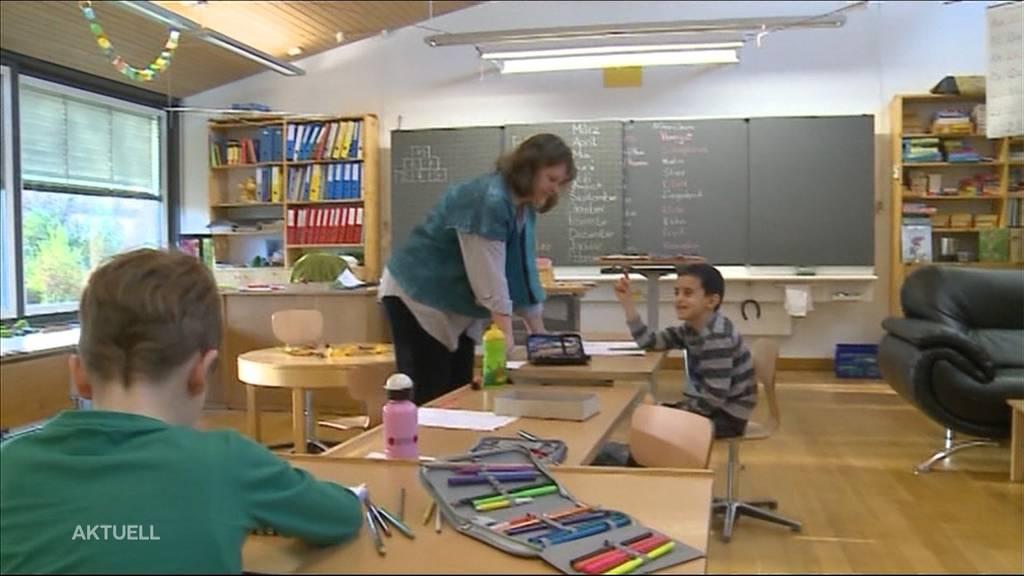 Mehr Lohn für Aargauer LehrerInnen