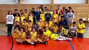 Eine Rekordzahl an Teams zeigte am Nachwuchsturnier der Schweiz ihr Können.