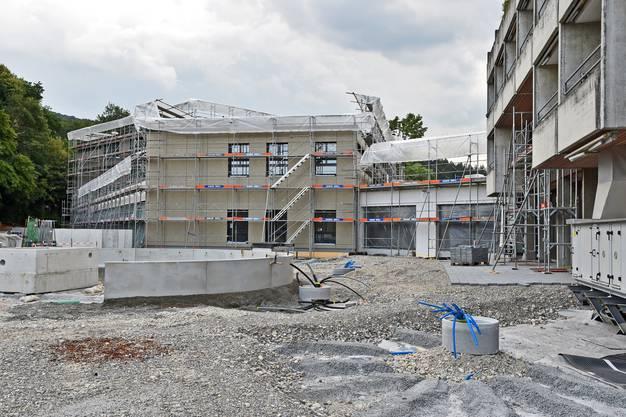24 neue Wohnungen wird es geben.