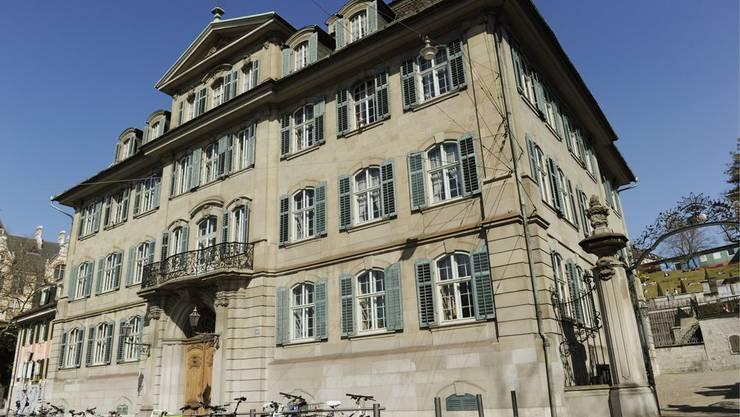 Seit 1770 eine Zürcher Institution: Das Stadtpalais Haus zum Rechberg