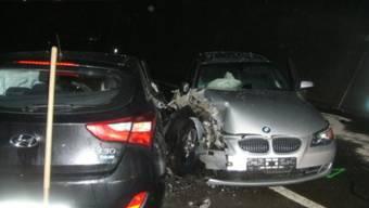 Ein Geisterfahrer hat auf der A2 bei Gurtnellen einen Unfall verursacht. Verletzt wurde niemand.