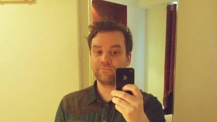 Scott Hutchison von der Band Frightened Rabbit ist verschwunden. Eine deprimierende Twitter-Notiz alarmiert seine Freunde. (Twitter)
