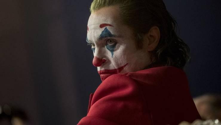 """Mit elf Nominierungen ist der Thriller """"Joker"""" mit Hauptdarsteller Joaquin Phoenix Favorit beim Oscar-Rennen 2020. (Archiv)"""