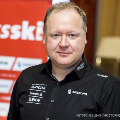 Bernhard Aregger ist seit 2019 CEO Von Swiss Ski.