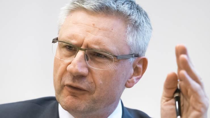 Andreas Glarner sagt der Berner Reitschule den Kampf an.
