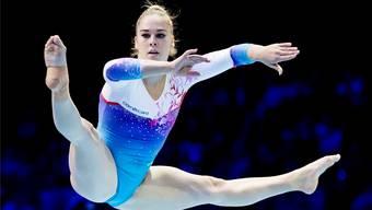 Giulia Steingruber wird mindestens neun Monate nicht mehr Turnen können.