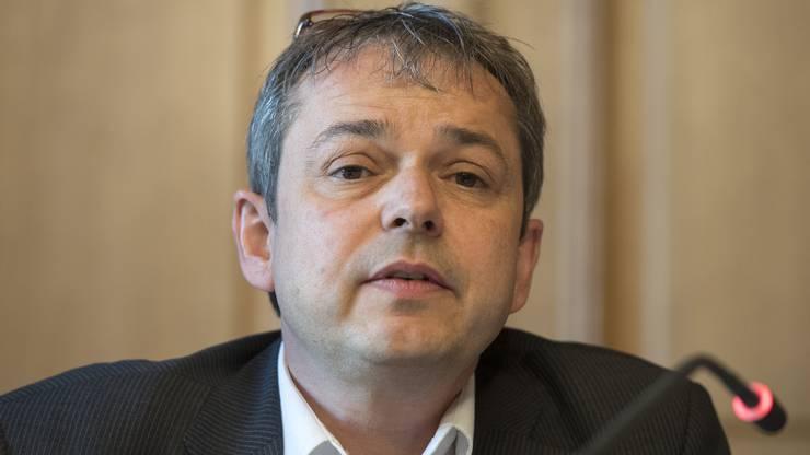 Präsident von SEV-GATA, Philipp Hadorn. (Archibild)