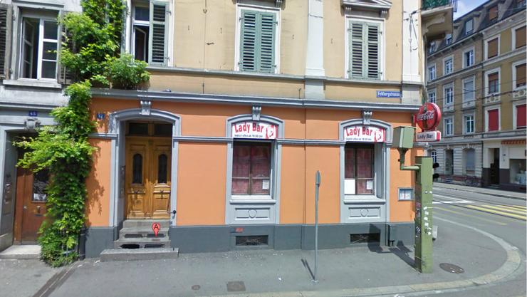 Die Liegenschaft an der Feldbergstrasse 47: Hier sollen Asylbewerber untergebracht werden